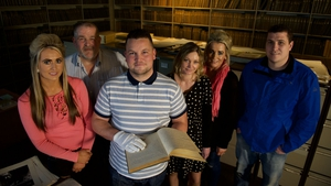 Irish actor John Connors leads a team to find Traveller history and folklore