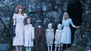 Miss Peregrine's Home for Peculiar Children is visually arresting