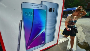 Samsung says only a little more than half of the Galaxy Note 7 smartphones it has sold in Europe have now been returned as part of the recall it announced earlier this month.