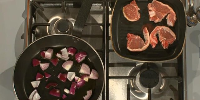 Paul Flynn cooking on Today with Maura and Dáithí