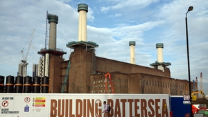 The power station, built in the 1930s and famous for its imposing quartet of art deco chimneys, stood derelict on the south bank of the River Thames for about three decades until 2012