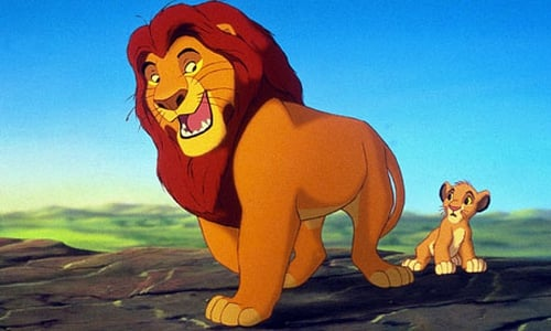 The original Lion King is about to get an update