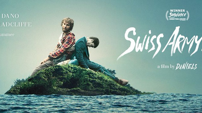 "Writers/directors of ""Swiss Army Man"""
