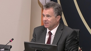 Sean Fleming said senior people in Leinster House said they would prevent the report from being issued if they were unhappy with it