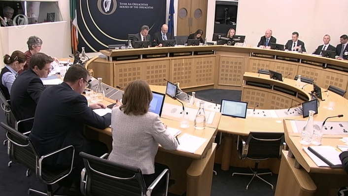 Connolly: NAMA officials are 'seeking to tell the narrative in their way'