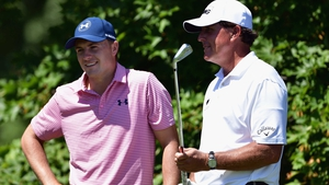 Jordan Spieth and Phil Mickelson will be key player for the United States