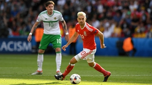 Aaron Ramsey is recovering from a hamstring injury