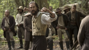 McConaughey rules in Free State of Jones