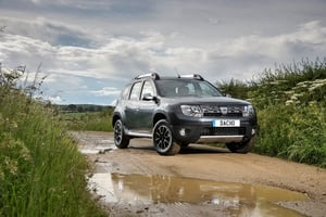 The Dacia Duster is the most popular budget car researched on Carzone.