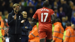 Sakho has been training with the club's under-23 squad since September
