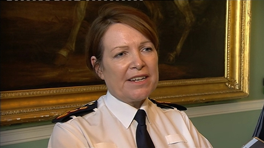 How long will it take to appoint the next Garda Commissioner?