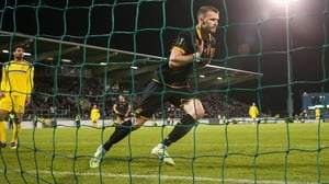 Ciaran Kilduff was the hero again for Dundalk