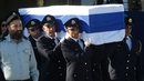 The funeral of Shimon Peres, the former Israeli prime minister and president, is taking place today