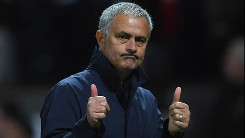 Jose Mourinho could be hit with a touchline ban or fine