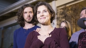 Amanda Knox. A new documentary about her trial is on Netflix from today