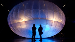 Project Loon was launched in 2013