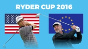 Ryder Cup day two scores