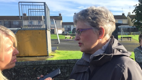Katherine Zappone said 136,000 children were living in conditions of poverty