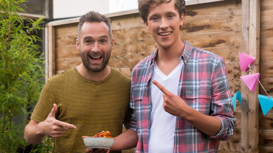 Chef Adrian Eats Ireland | Chicken Wings