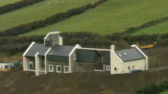 Dolores O Riordan House, Dingle (1996)