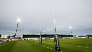 Connacht host Zebre