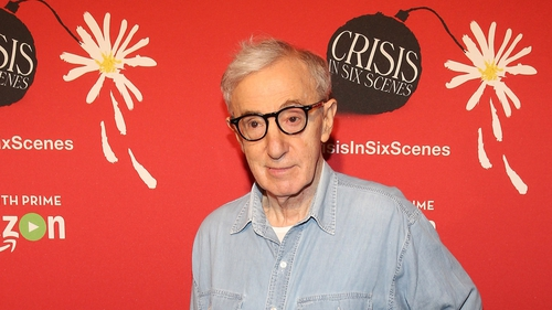 Woody Allen has a TV 'Crisis'