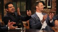 The Late Late Show Extras: Alexander Skarsgård, Michael Peña & John Michael McDonagh