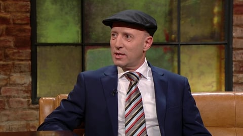The Late Late Show Extras: Michael Healy-Rae