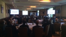 Dr Tom Ryan addressing the conference in Kilkenny
