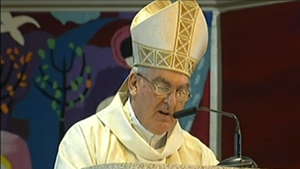 Bishop Liam MacDaid is a native of Bundoran in Co Donegal