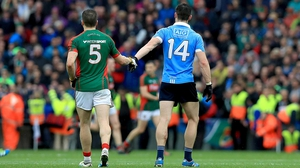 Lee Keegan and Diarmuid Connolly will renew acquaintances this evening