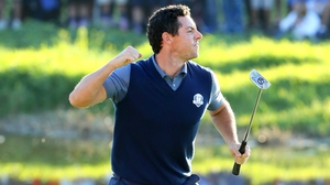 Rory McIlroy: 'We just need to keep this momentum that we have.'