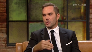 Jason McAteer on the Late Late: