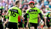 Rob Hennelly replaces David Clarke in goals for Mayo