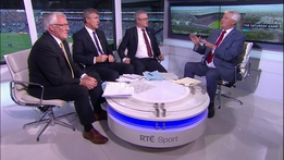 The Sunday Game Extras: Joe Brolly bemoans Mayo's goalkeeper switch