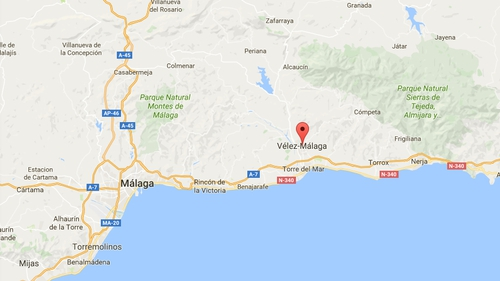 Google Map Of Southern Spain.At Least 77 Hurt After Gas Explosion In Spain
