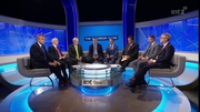 The Sunday Game panel
