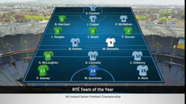 The Sunday Game Extras: Team of the Year Announcement