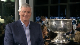The Sunday Game Extras: Dublin celebrate at the Team Hotel