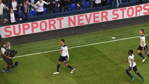 Five Talking Points Following Tottenham's Win to Remain Unbeaten