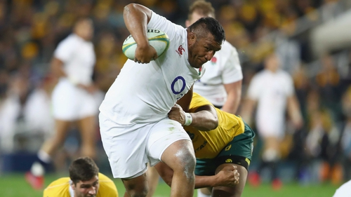Mako Vunipola: 'Eddie keeps you on your toes'