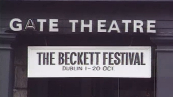 Gate Theatre Beckett Festival 1991