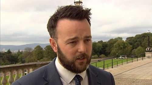 SDLP leader Colum Eastwood said the DUP's tactics have failed