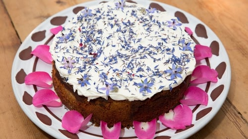 Alix Gardner's Cookery School shares their recipe for gluten-free hazelnut and ricotta cake. Yum!