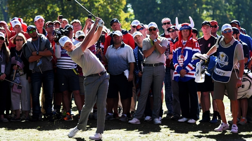 Danny Willett: 'Still shows that sometimes fans don't know when to call it a day'