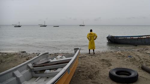 Haiti officials postpone election amid destruction by hurricane