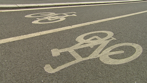 The Green Party wants more invested in measures to encourage people to cycle and to walk