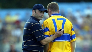 Anthony Daly played with and manged Brian Lohan