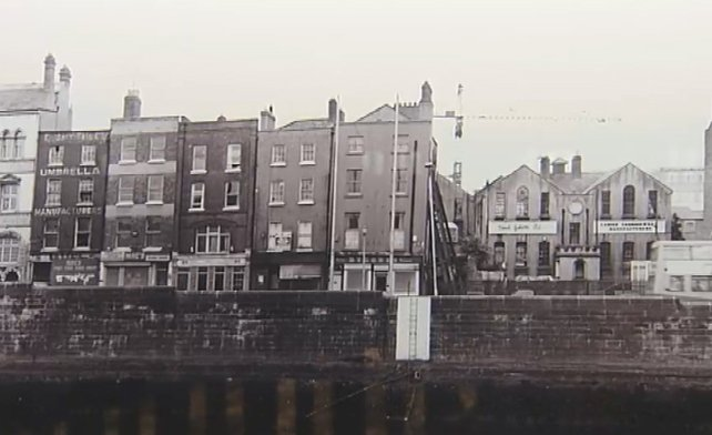 Temple Bar South Quays, Dublin