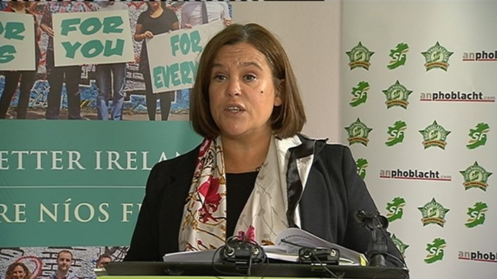 Sinn Féin raises possibility of NI election as 'cash-for-ash' controversy continues